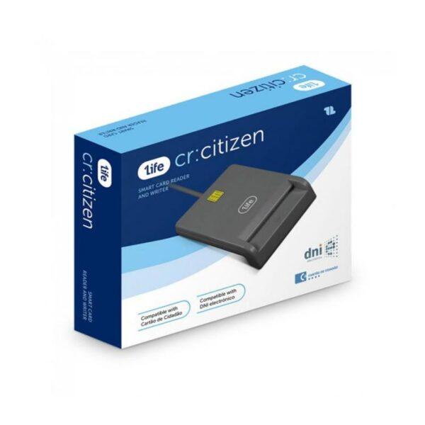 Leitor de Cartões do Cidadão 1LIFE cr:citizen