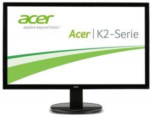 Monitor ACER K242HLbd 5ms TFT 24 (LED) FullHD Wide Preto