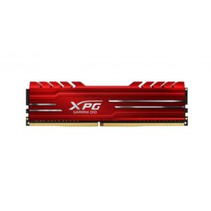 Memória ADATA GAMMIX D10 8GB DDR4 2666MHz CL16 Vermelho