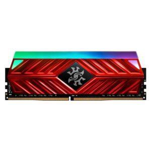 Memória ADATA XPG SPECTRIX RGB D41 16GB DDR4 3200MHz CL16 Red