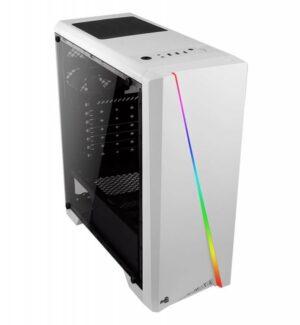 Caixa AEROCOOL Cylon RGB Flow Led White