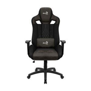 Cadeira Gaming AEROCOOL Earl Iron Black