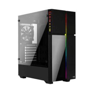 Caixa AEROCOOL Playa RGB ATX