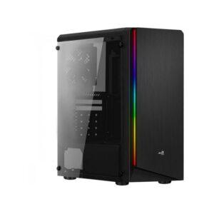 Caixa AEROCOOL Rift RGB Preto
