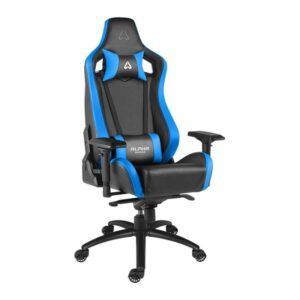 Cadeira ALPHA GAMER Polaris Racing Preto / Azul