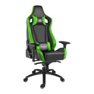 Cadeira ALPHA GAMER Polaris Racing Preto / Verde