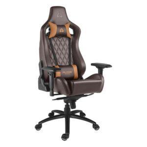 Cadeira ALPHA GAMER Polaris Office Castanho