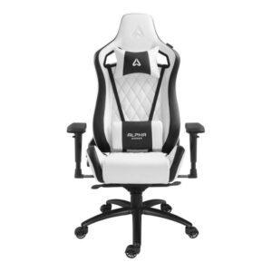 Cadeira ALPHA GAMER Polaris Office Branca