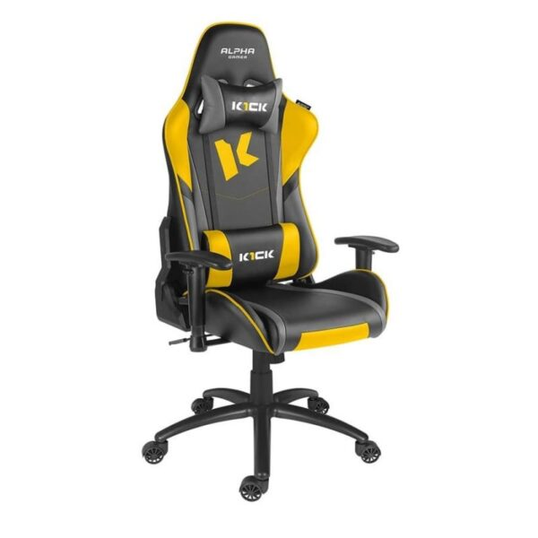 Cadeira ALPHA GAMER eSports K1ck Edition