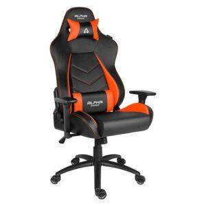 Cadeira ALPHA GAMER Astra Gaming Black/Orange
