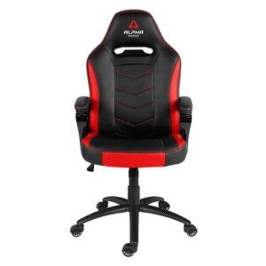 Cadeira ALPHA GAMER Kappa Gaming Black/Red