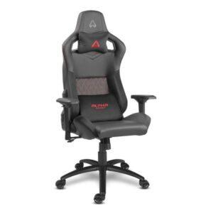 Cadeira ALPHA GAMER Osiris Preto/Vermelho