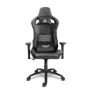 Cadeira ALPHA GAMER Osiris Preto/Branco