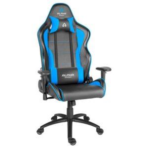 Cadeira ALPHA GAMER Pollux Gaming Black/Blue