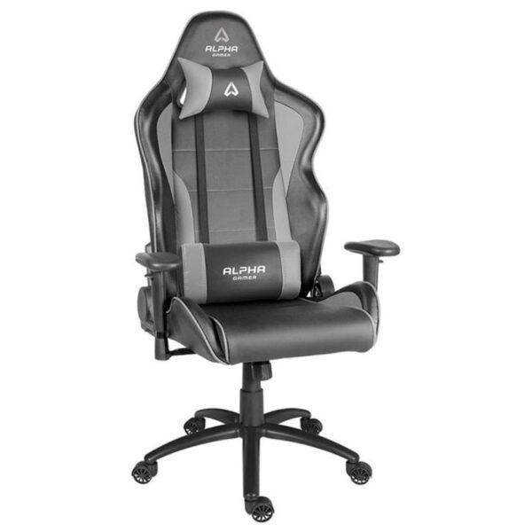 Cadeira ALPHA GAMER Pollux Gaming Black/Grey