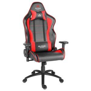 Cadeira ALPHA GAMER Pollux Gaming Black/Red