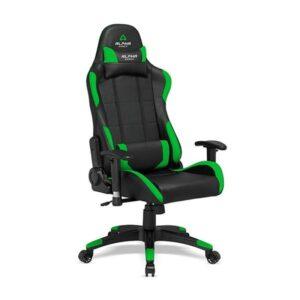 Cadeira Gaming ALPHA GAMER Black/Green
