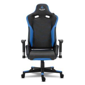 Cadeira Gaming ALPHA GAMER Zeta Black/Blue