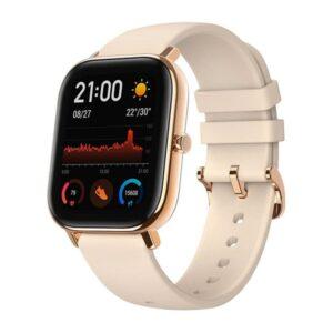 Smartwatch AMAZFIT GTS Desert Gold