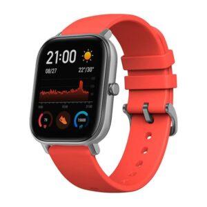 Smartwatch AMAZFIT GTS Vermillion Orange