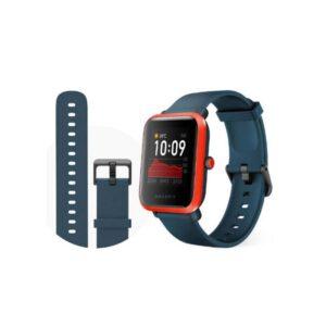 Swartwatch AMAZFIT Bip S Smartwatch Red Orange