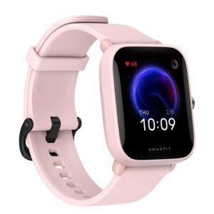 SmartWatch AMAZFIT Bip U Pink