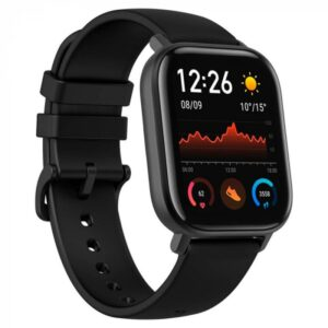 """Smartwatch AMAZFIT GTS 1.65"""" Obsidian Black"""