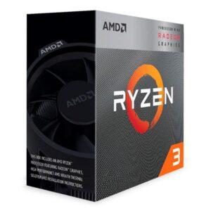 Processador AMD Ryzen 3 3200G Quad-Core 3.6GHz AM4 BOX