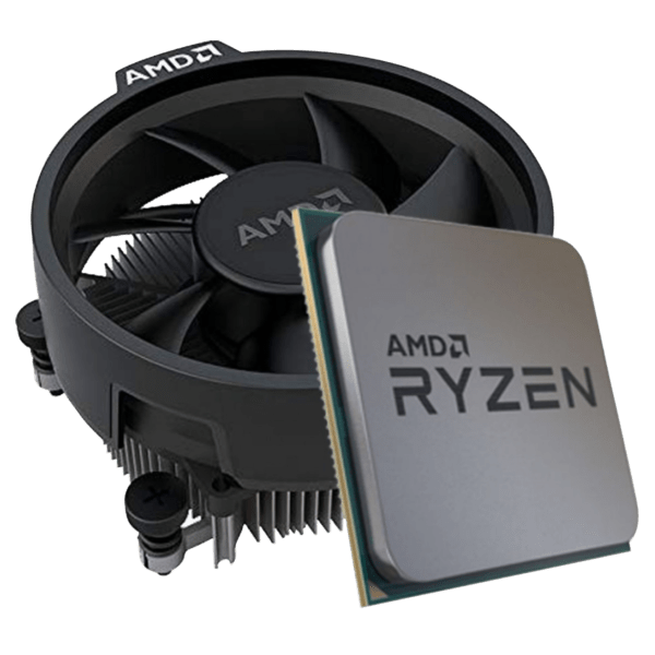 Processador AMD Ryzen 3 4300GE Quad-Core 3.5GHz AM4 Tray