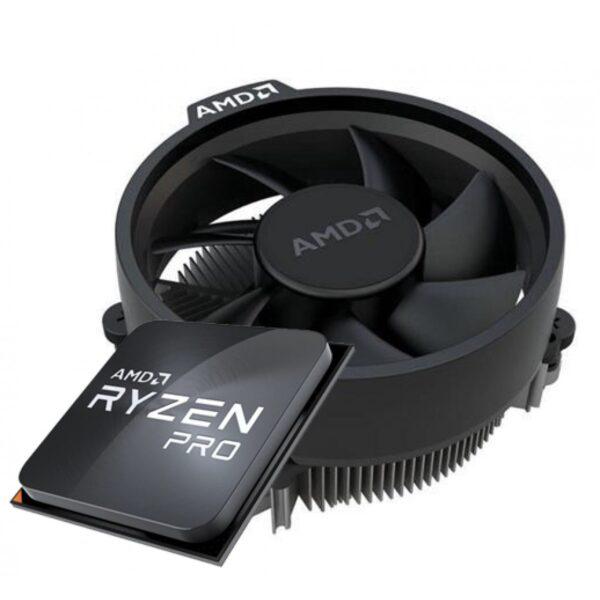 Processador AMD Ryzen 3 PRO 4350G Quad-Core 3.8GHz AM4 BOX