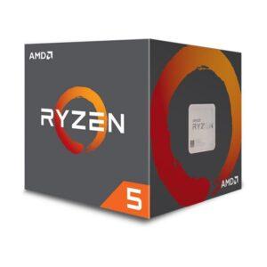 PROCESSADOR AMD Ryzen 5 2600 6-Core 3.9GHz AM4 BOX