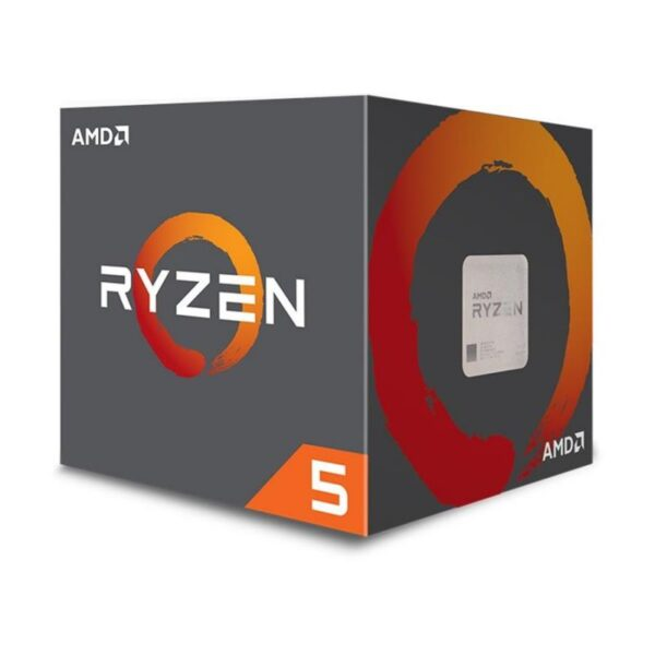 PROCESSADOR AMD Ryzen 5 2600X 6-Core 4.20GHz AM4 BOX