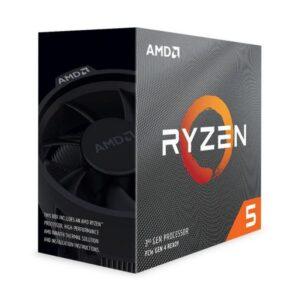 Processador AMD Ryzen 5 3400G Quad-Core 3.8GHz AM4 BOX