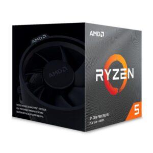 PROCESSADOR AMD Ryzen 5 3600XT Hexa-Core 3.8GHz AM4 BOX