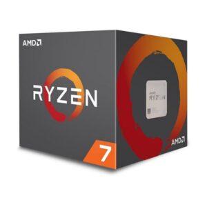 Processador AMD Ryzen 7 2700X 8-Core 4.35GHz AM4 BOX