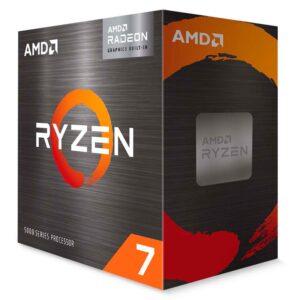 Processador AMD Ryzen 7 5700G Octa-Core 3.8GHz AM4 BOX