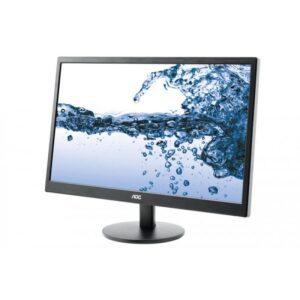 Monitor AOC E2270SWHN 5ms TFT 21.5 (LED) FullHD Preto