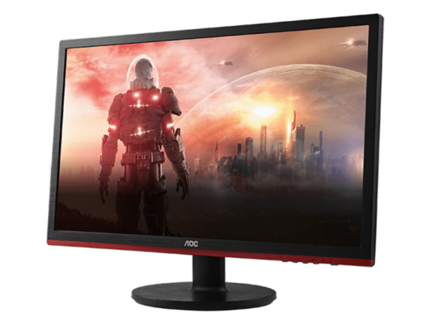 Monitor AOC G2460VQ6 1ms TFT 24 AMD FreeSync FullHD Preto