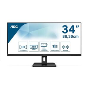 """Monitor AOC 34E2A 34"""" IPS QHD G-SYNC"""