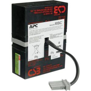 Bateria APC Back UPS RS 1500 - RBC33