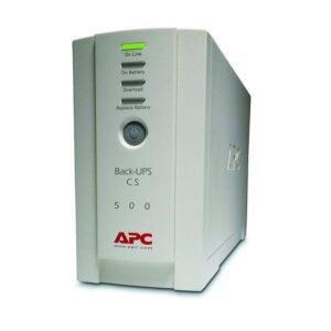 UPS APC Back-UPS CS 500VA - BK500EI