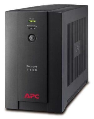 UPS APC 1400VA AVR - BX1400U-GR