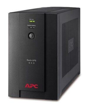UPS APC Back-UPS 950VA (Tomada Schuko) - BX950U-GR