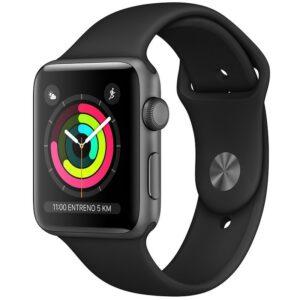 Smartwatch APPLE Watch Series 3 GPS 42mm Alumiínio Cinzento