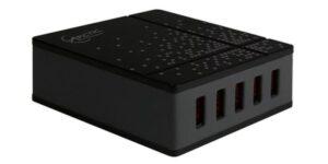 Carregador ARCTIC COOLING Smart 8000 5 Portas USB 8000mA