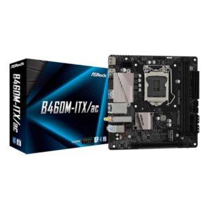 Motherboard ASROCK B460M-ITX/AC