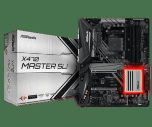 MOTHERBOARD ASROCK X470 MASTER SLI