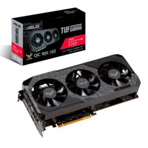 PLACA GRÁFICA ASUS RADEON TUF GAMING X3 RX5700 OC 8GB DDR6