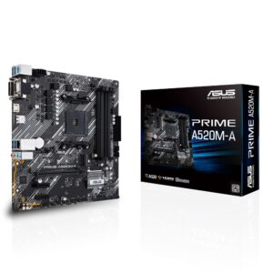 Motherboard ASUS PRIME A520M-A