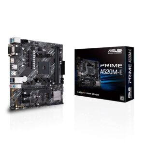 Motherboard ASUS PRIME A520M-E